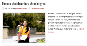 Story from The Source News, Griffith University
